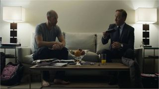Netflix House of Cards Playstation product placement